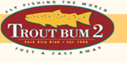 Logo for the Trout Bum 2