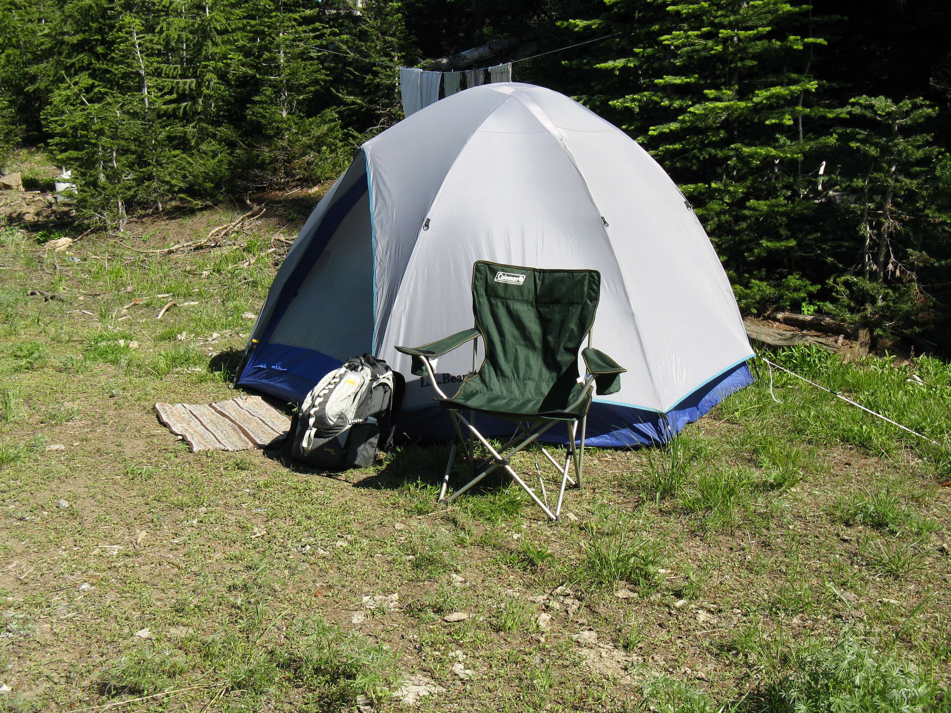 Wallowa-Whitman National Forest - Camping & Cabins:Dispersed Camping
