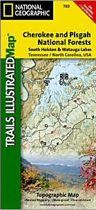 National Geographic Trails Illustrated Map #783