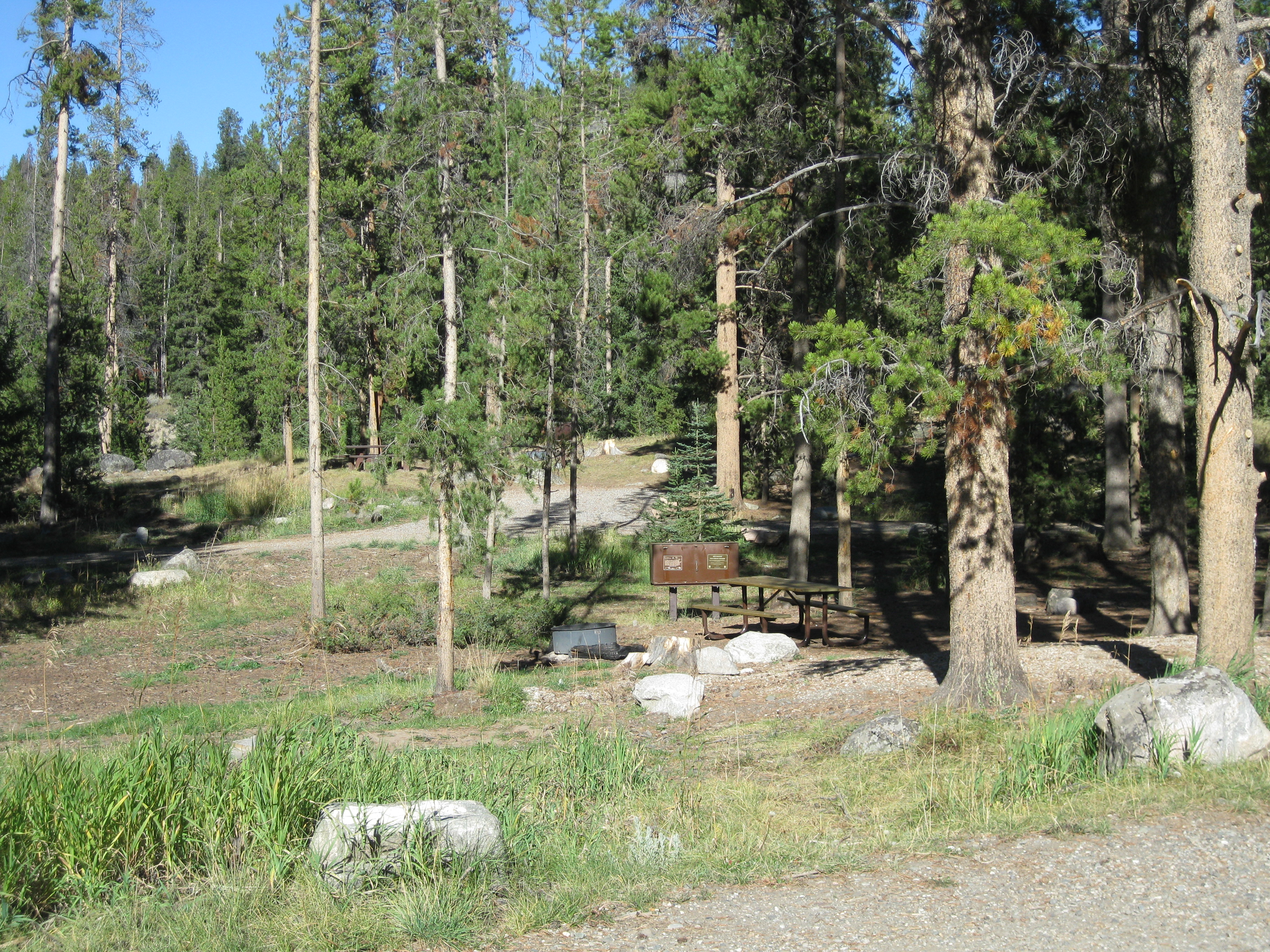 Photograph of Crazy Creek Campground