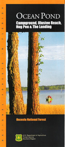 National Forests In Florida Maps Publications