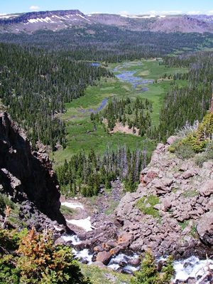 Yampa River Headwaters