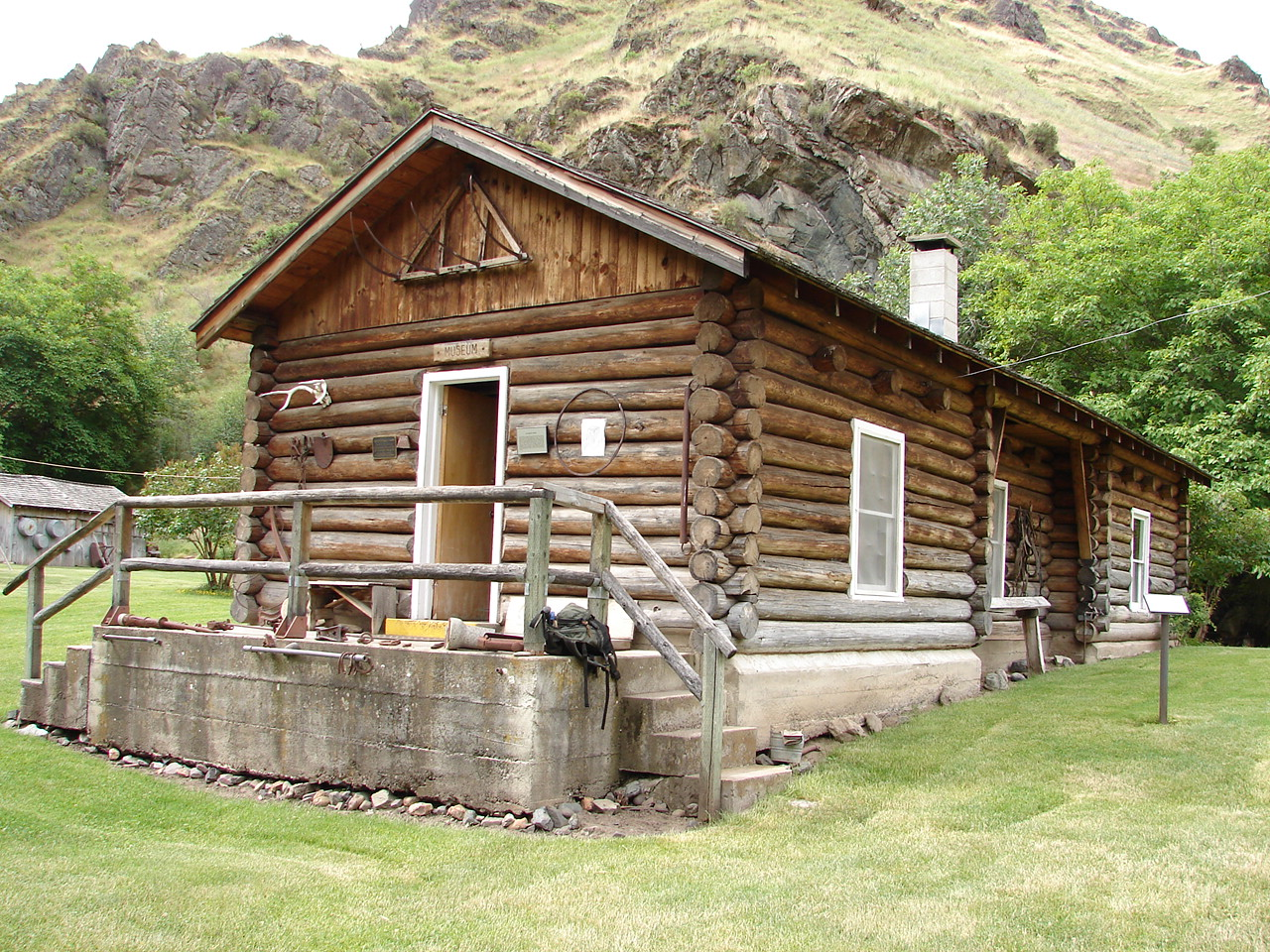 Hells Canyon National Recreation Area-Snake River - Kirkwood Ranch
