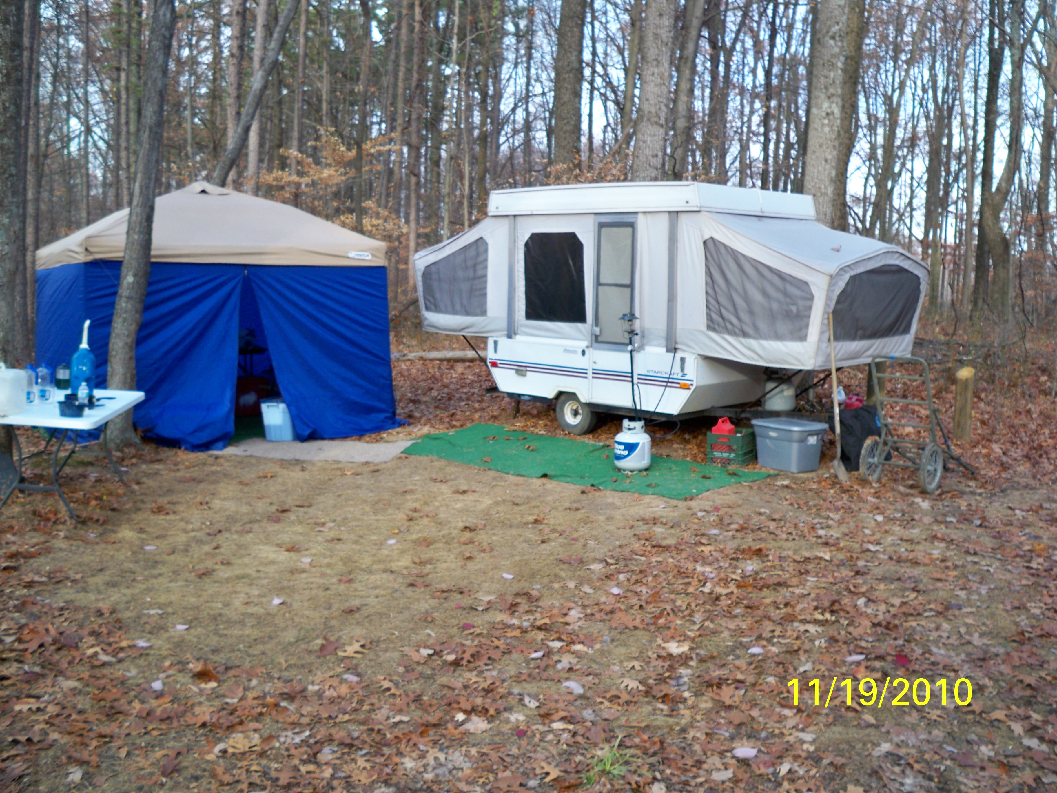 Hoosier National Forest - Camping & Cabins