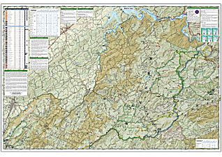 Cherokee National Forest - Maps & Publications