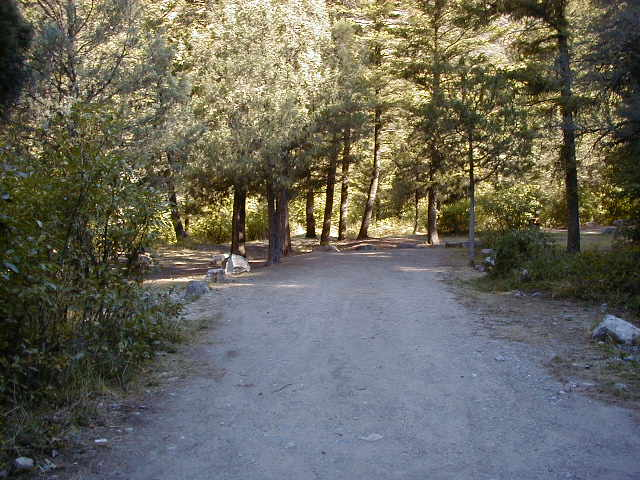 Palisades Creek Campground