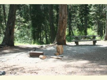 South Creek Campground Campsite2