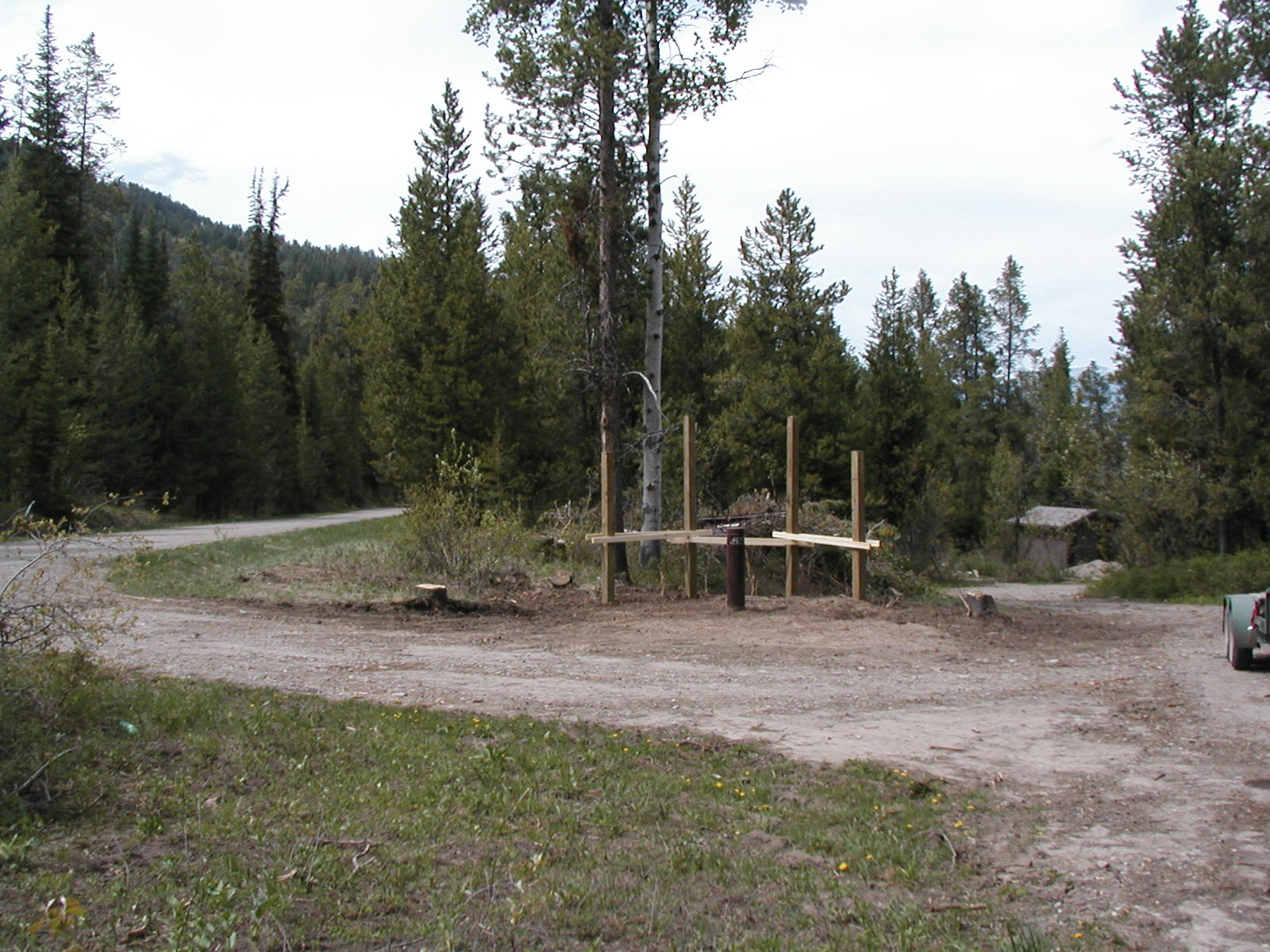 McCoy Creek Campground
