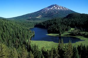 Todd Lake - Deschutes National Forest