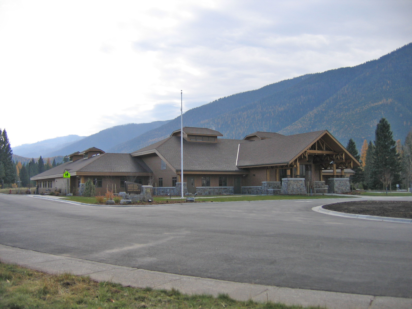Glacier View/Hungry Horse/Spotted Bear Ranger Station