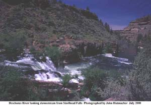 Ochoco National Forest & Crooked River National Grassland