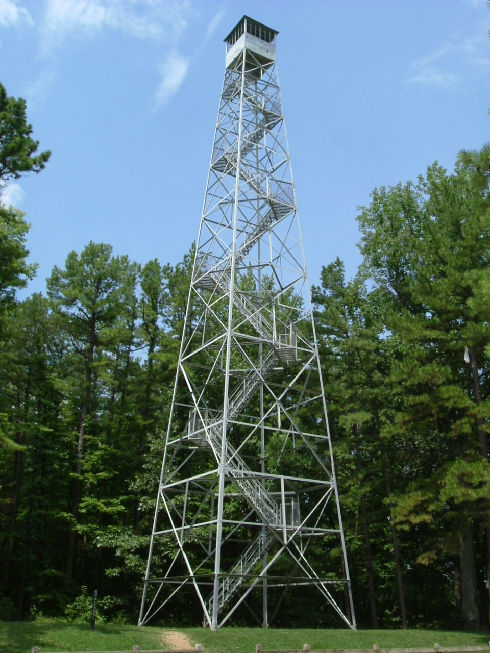 Hickory Ridge Fire Tower