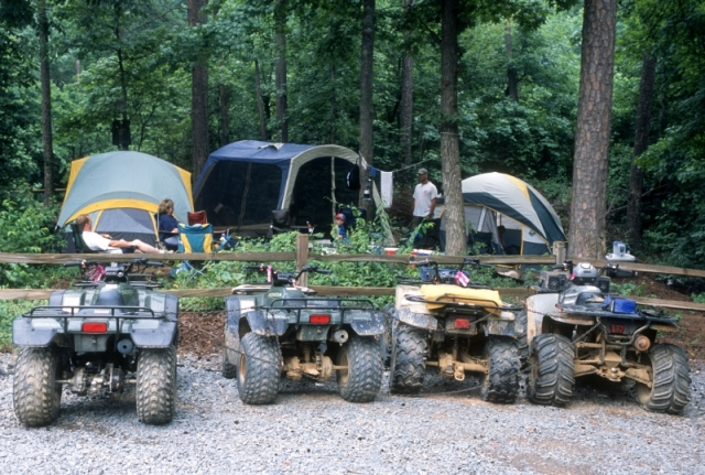 National Forests In North Carolina Ohv Riding Camping Ohv Trail Riding