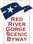 Red River Gorge Scenic Byway logo