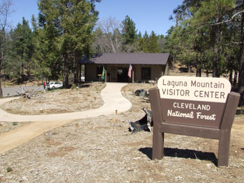 Laguna Mountain Visitors Center