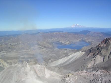Mount St Helens Rim