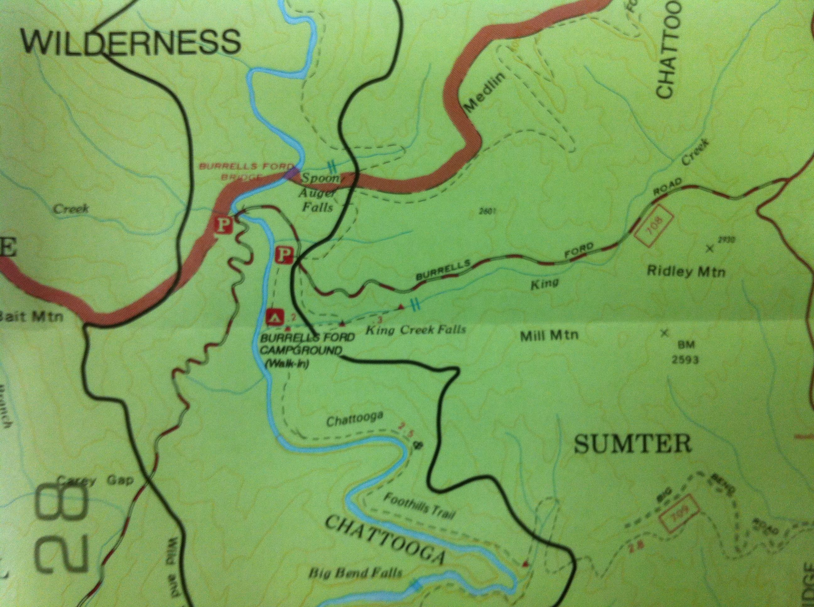 Francis Marion And Sumter National Forests Maps  Publications - Us forest service ecoregion map