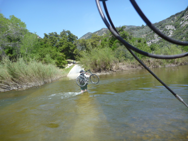 Los padres national forest news image paradise road at the first crossing of the santa ynez river freerunsca Gallery