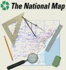 National Map Logo & Graphic