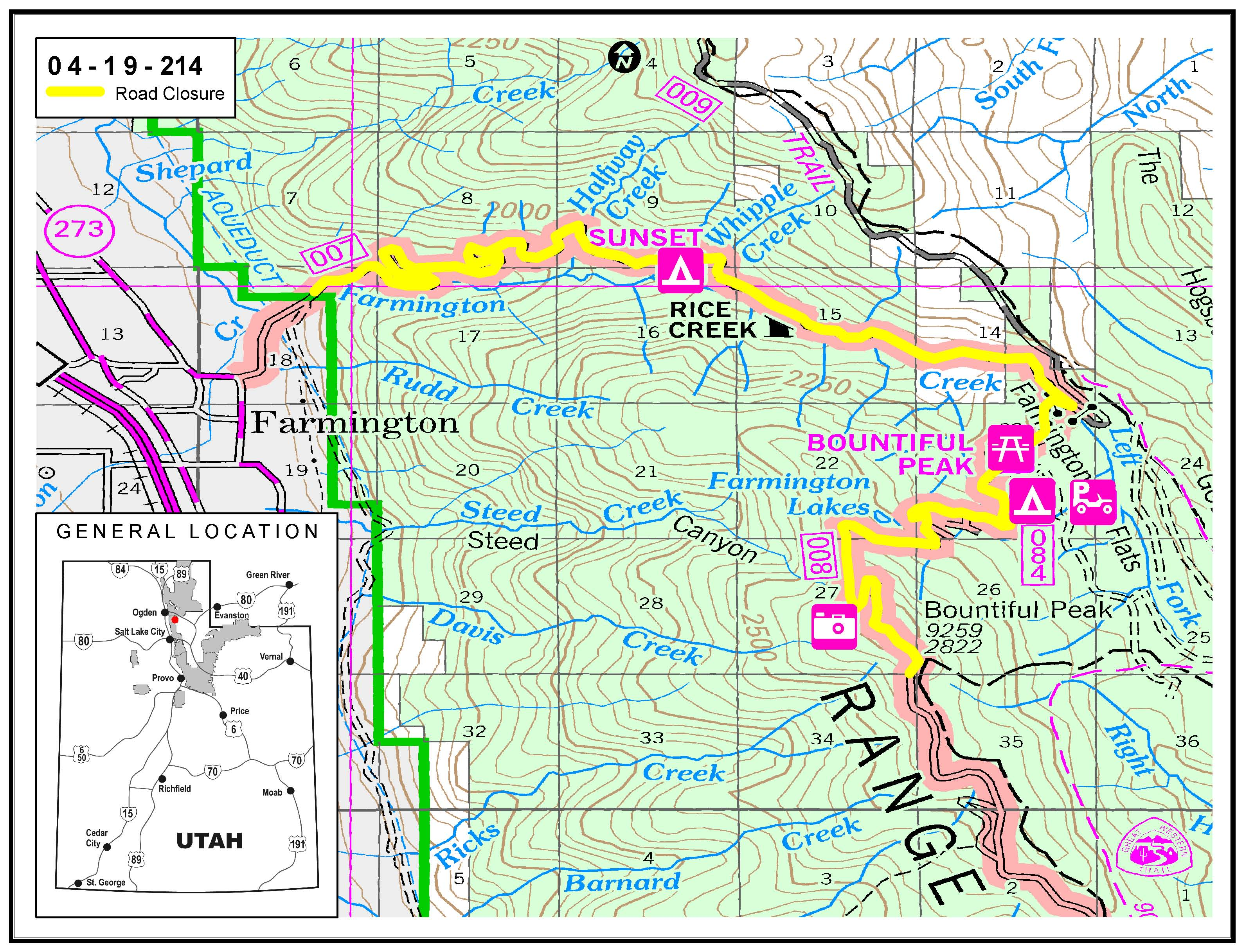Uinta-Wasatch-Cache National Forest - News & Events on woodland road map, lake county colorado map, lee county road map, salt lake aerial, albion basin road map, st. mary's county road map, pleasant grove road map, macon county road map, santa rosa county road map, logan road map, south ogden road map, salt lake florida, prince george's county road map, brigham city road map, ballpark road map, springville road map, oakland road map, college of lake county il map, wichita county road map, salt lake nm,