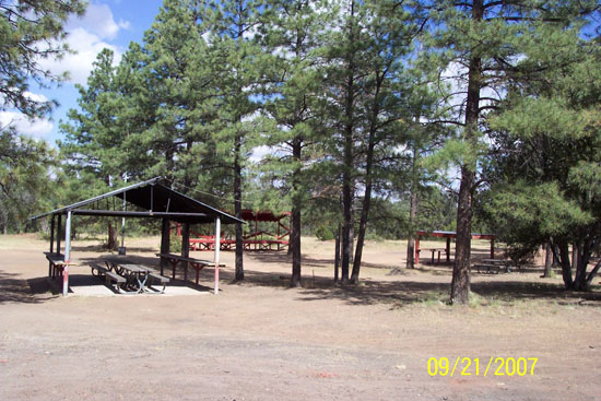 Elks Picnic Group Campground