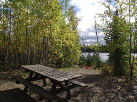 Superior National Forest - Flour Lake Campground