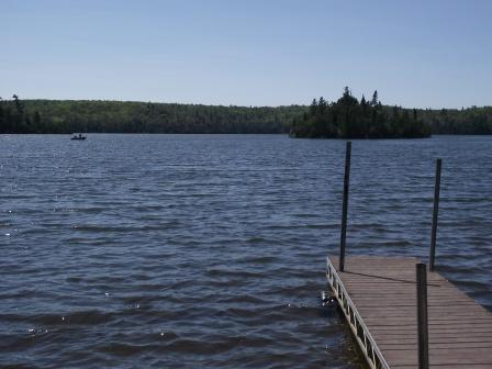 Ninemile Lake Campground