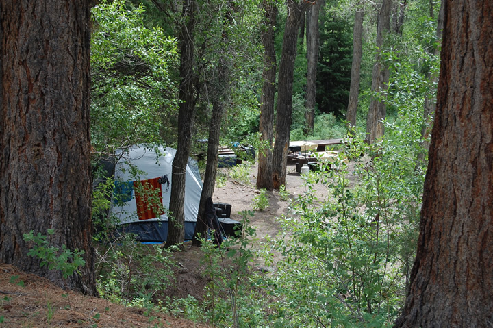 Image of City Creek Campground