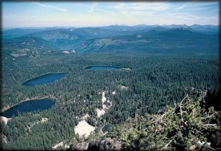 Sky Lakes Wilderness