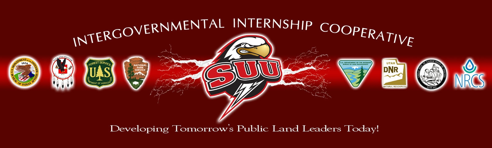 Logo for Southern Utah University's Intergovernmental Intership Cooperative Program