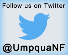 Follow the Umpqua National Forest on Twitter