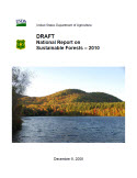 National Report on Sustainable Forests - 2010