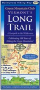 Green Mountain Club Long Trail Map