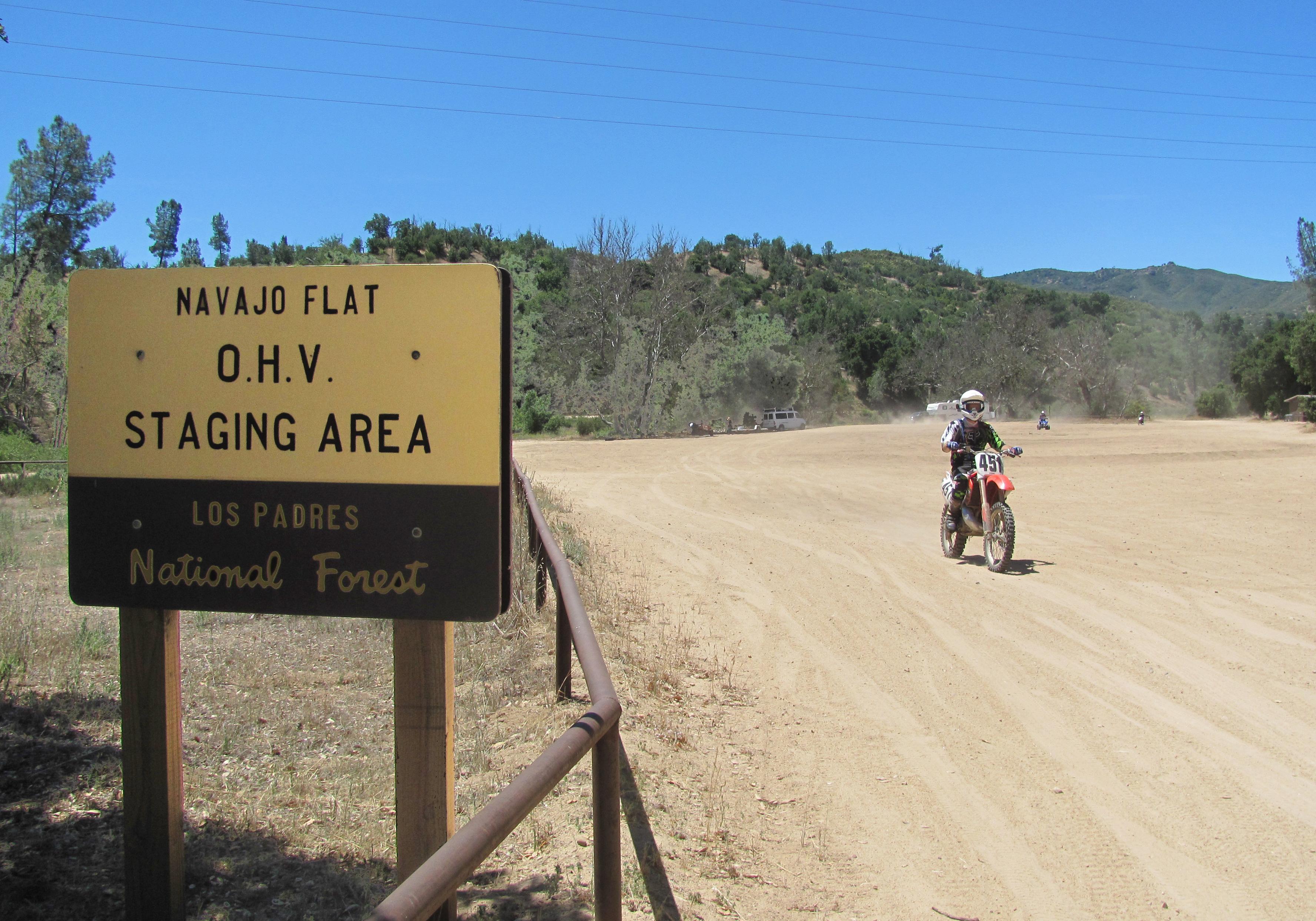 Ohv Navajo Flats