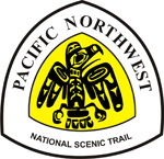 Service mark for the Pacific Northwest National Scenic Trail