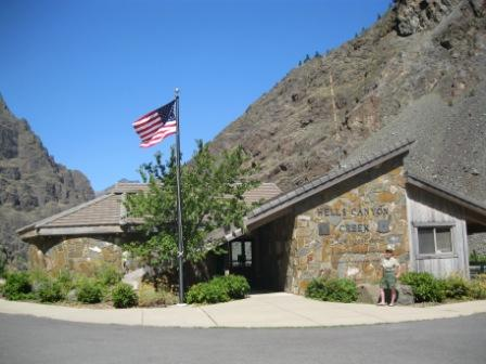 Hells Canyon Boat Launch