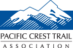 logo for the Pacific Crest Trail Association