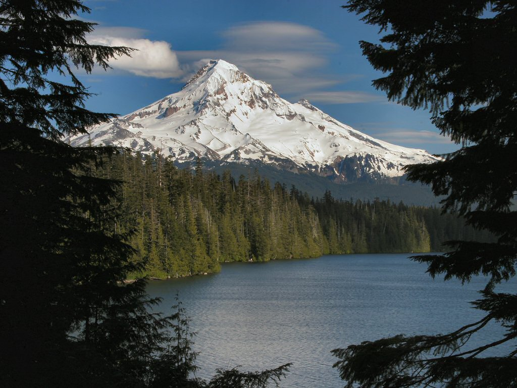 Oregon Mountains wallpaper