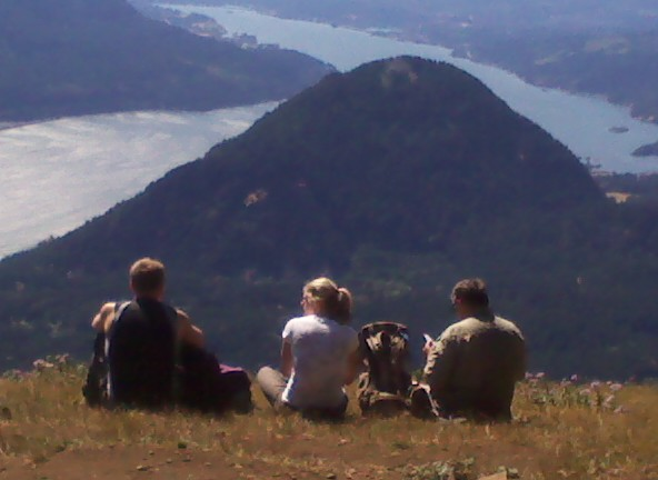 Dog Mountain Summit
