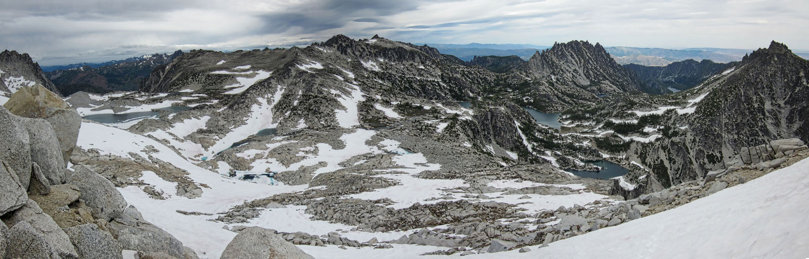 Enchantments Panorama
