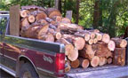 Load of firewood