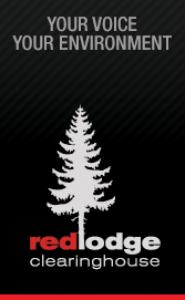 Red Lodge Clearinghouse logo reading