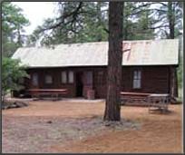 Apache Maid Cabin, Coconino Forest