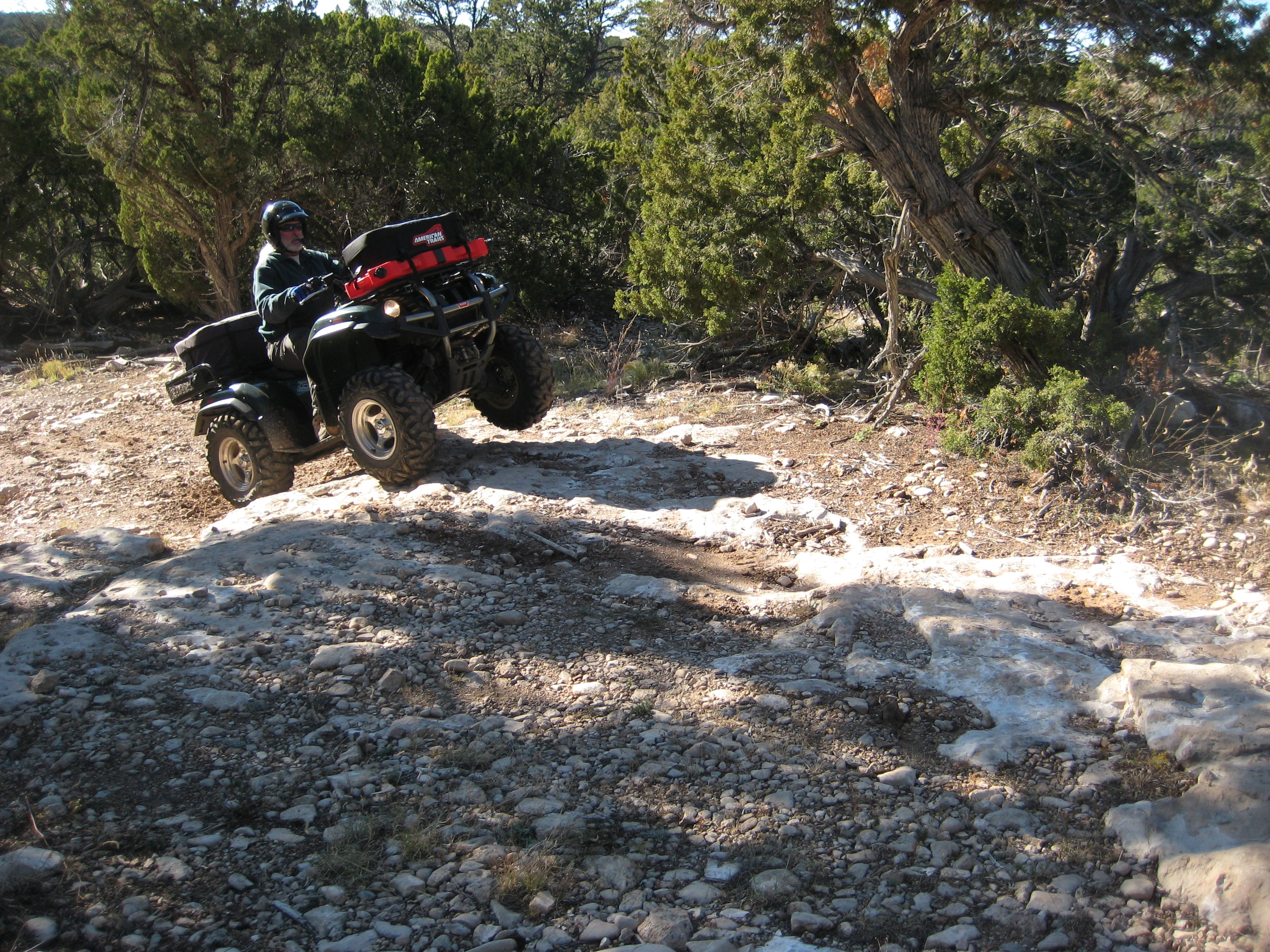 Long Draw OHV trail