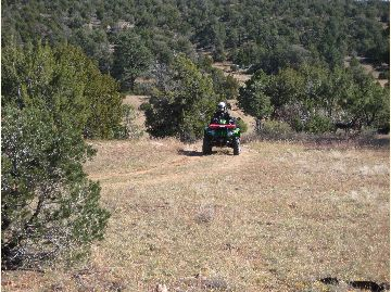 Long Draw OHV Trail 2