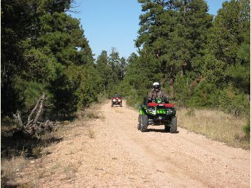 Long Draw OHV Trail #3