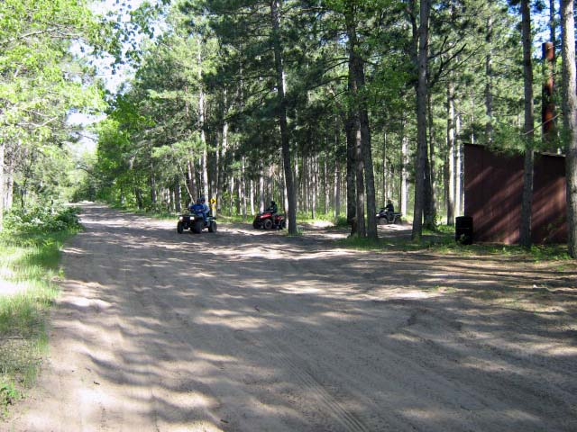 Huron-Manistee National Forests - OHV Riding & Camping