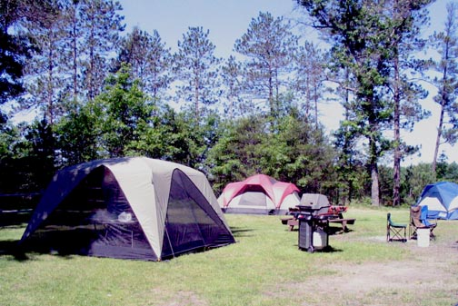 Mack Lake Campground