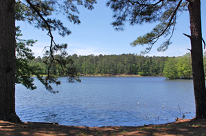 Ratcliff Lake, Davy Crockett National Forest