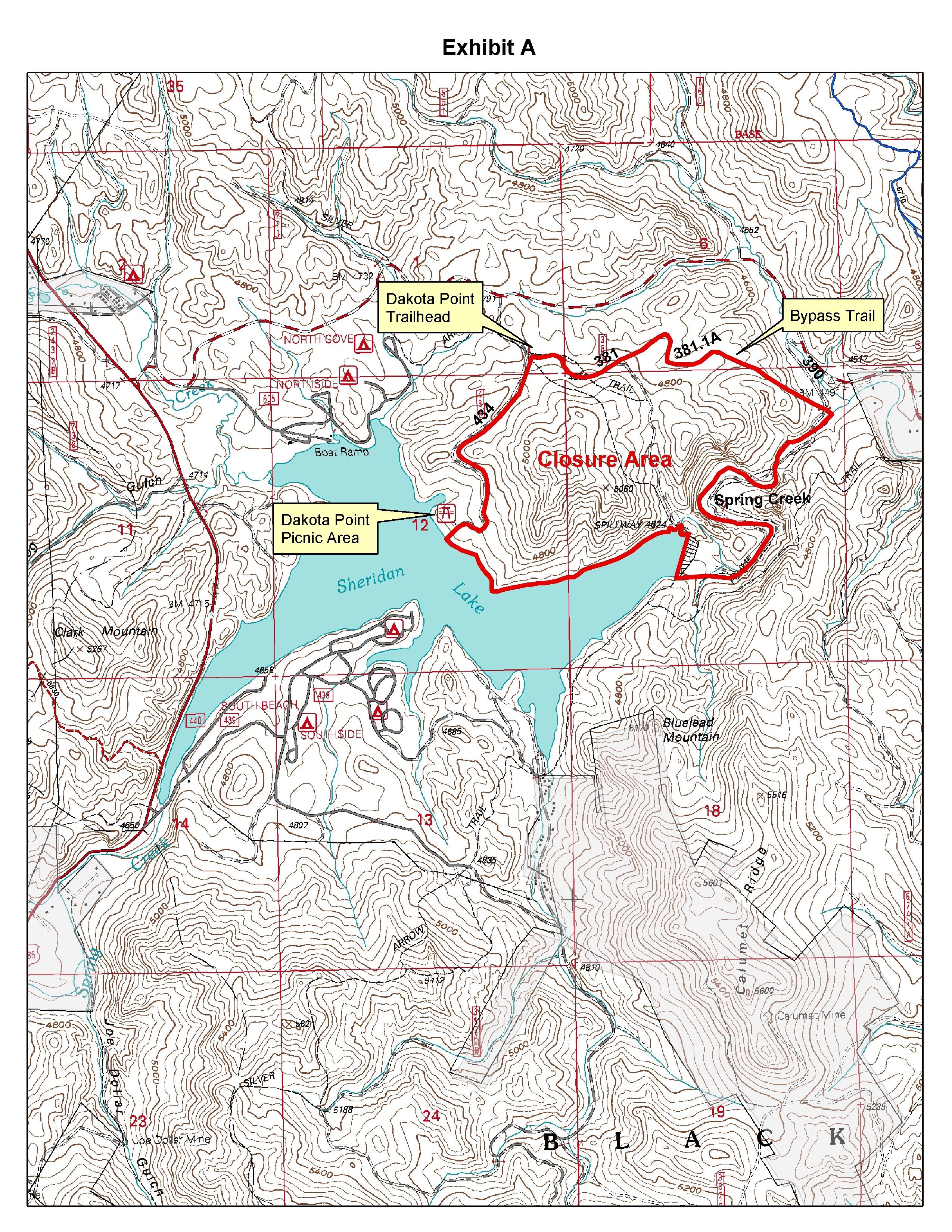 Black Hills National Forest - Alerts & Notices